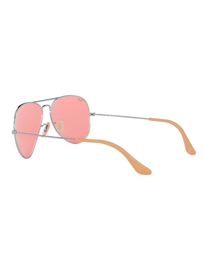 Aviator Large Metal Pink Sunglasses 0RB3025 1062739137 image 5
