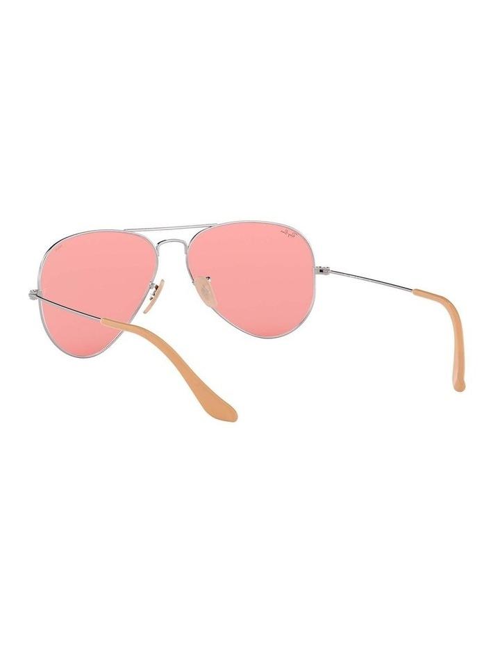 Aviator Large Metal Pink Sunglasses 0RB3025 1062739137 image 6