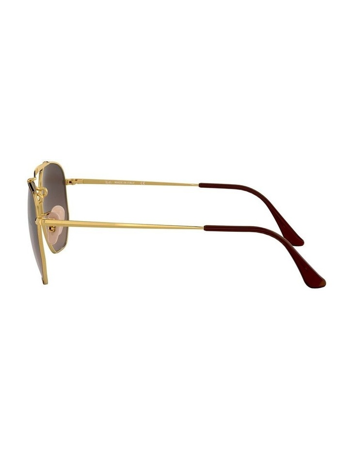The Marshal Brown Hexagonal Sunglasses 0RB3648 1517424012 image 4