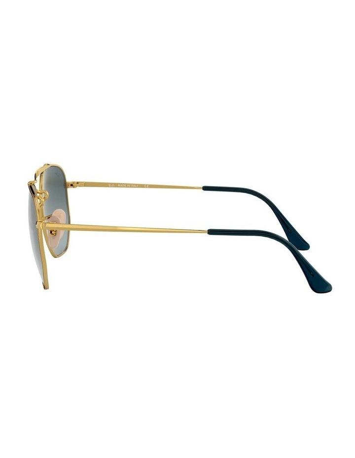 The Marshal Brown Hexagonal Sunglasses 0RB3648 1517424009 image 4