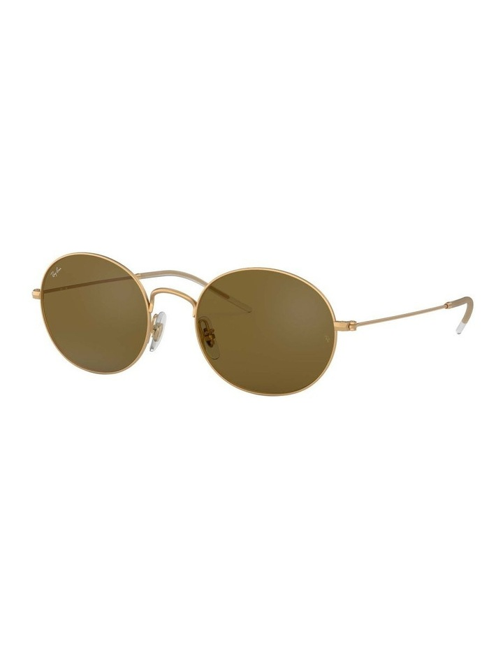 Brown Oval Sunglasses 0RB3594 1519284004 image 1