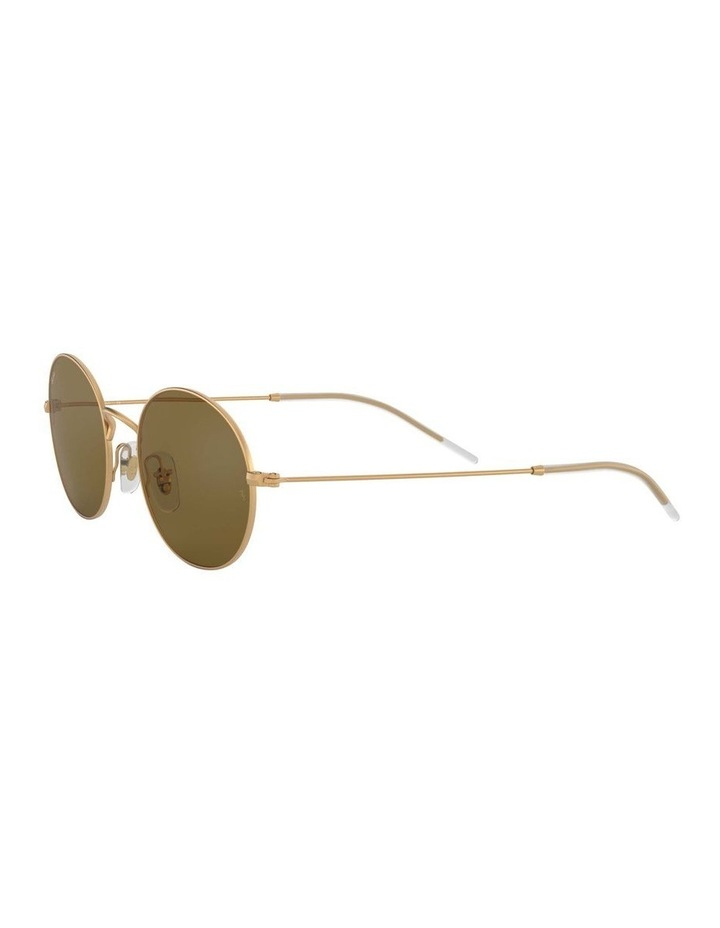 Brown Oval Sunglasses 0RB3594 1519284004 image 3