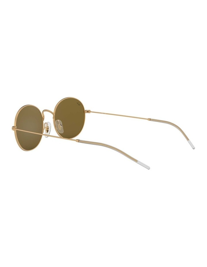 Brown Oval Sunglasses 0RB3594 1519284004 image 5