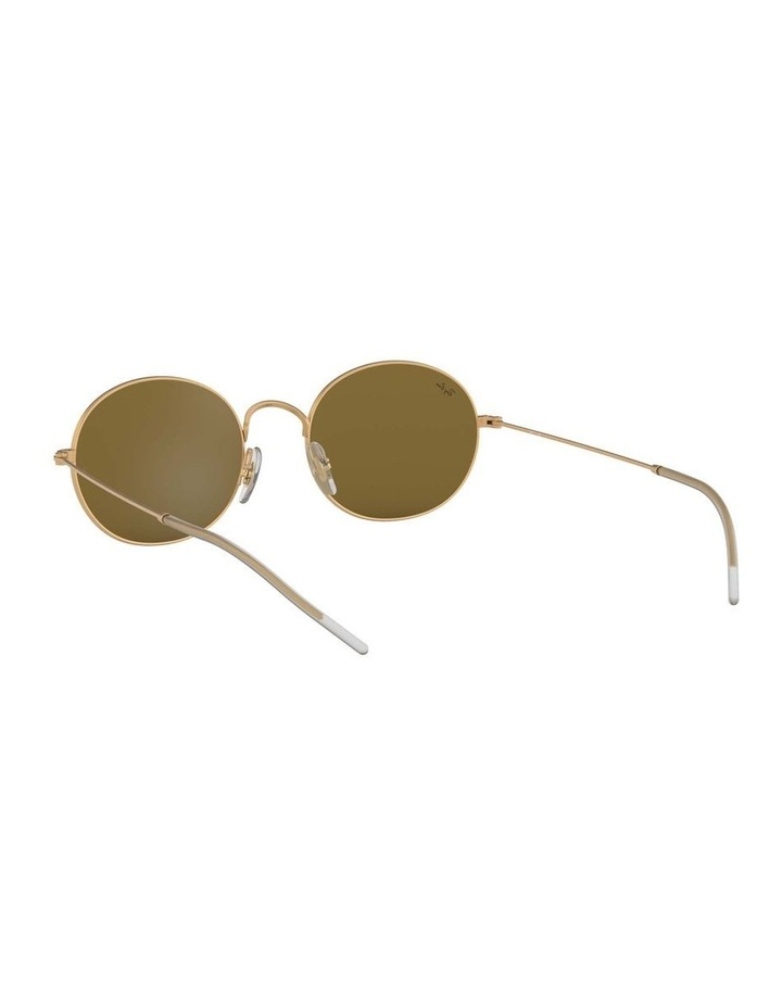 Brown Oval Sunglasses 0RB3594 1519284004 image 6