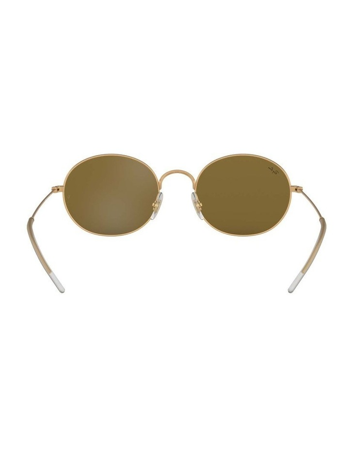 Brown Oval Sunglasses 0RB3594 1519284004 image 7