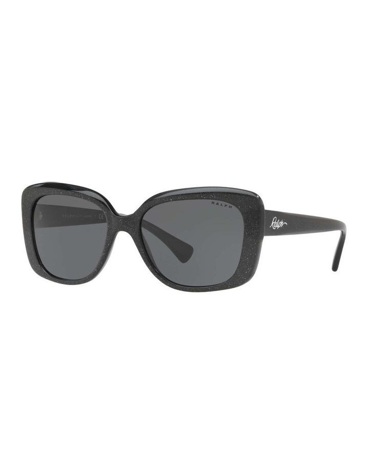 Grey Cat Eye Sunglasses RA5241 434405 image 1