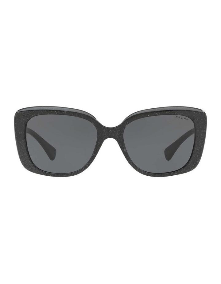 Grey Cat Eye Sunglasses RA5241 434405 image 2
