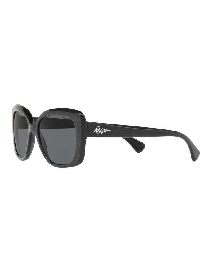 Grey Cat Eye Sunglasses RA5241 434405 image 3