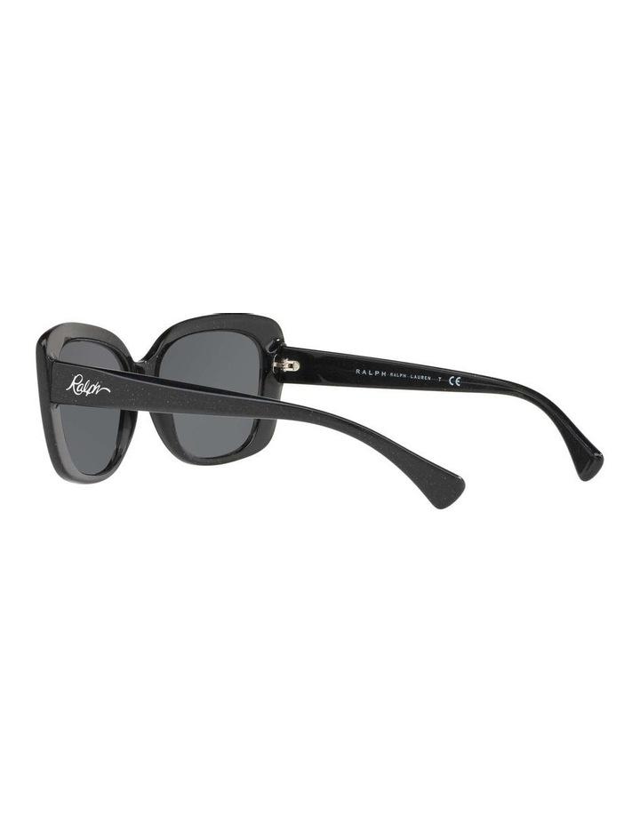 Grey Cat Eye Sunglasses RA5241 434405 image 5