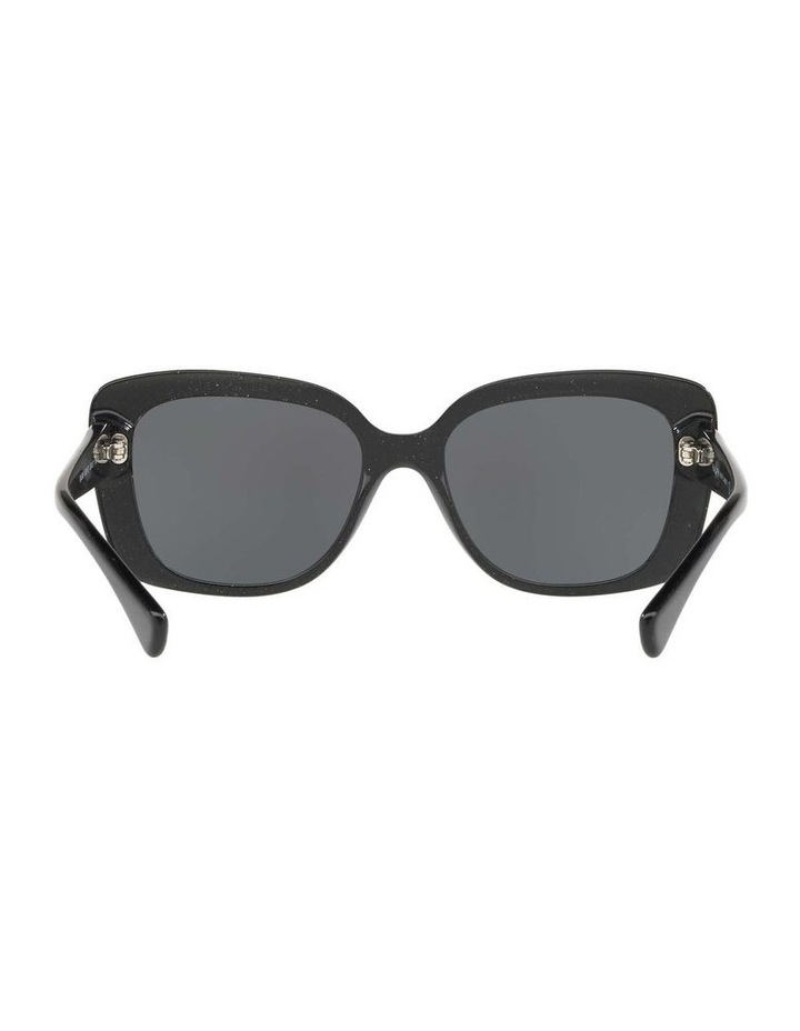 Grey Cat Eye Sunglasses RA5241 434405 image 7