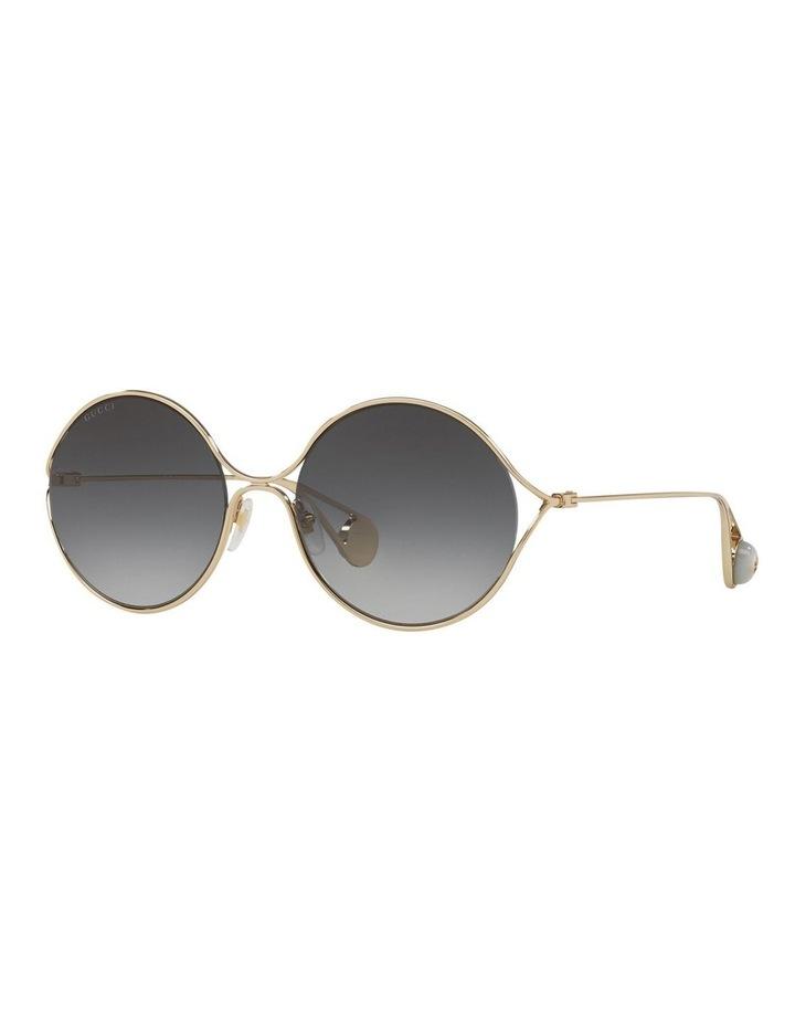 GG0253S 435643 Sunglasses image 4