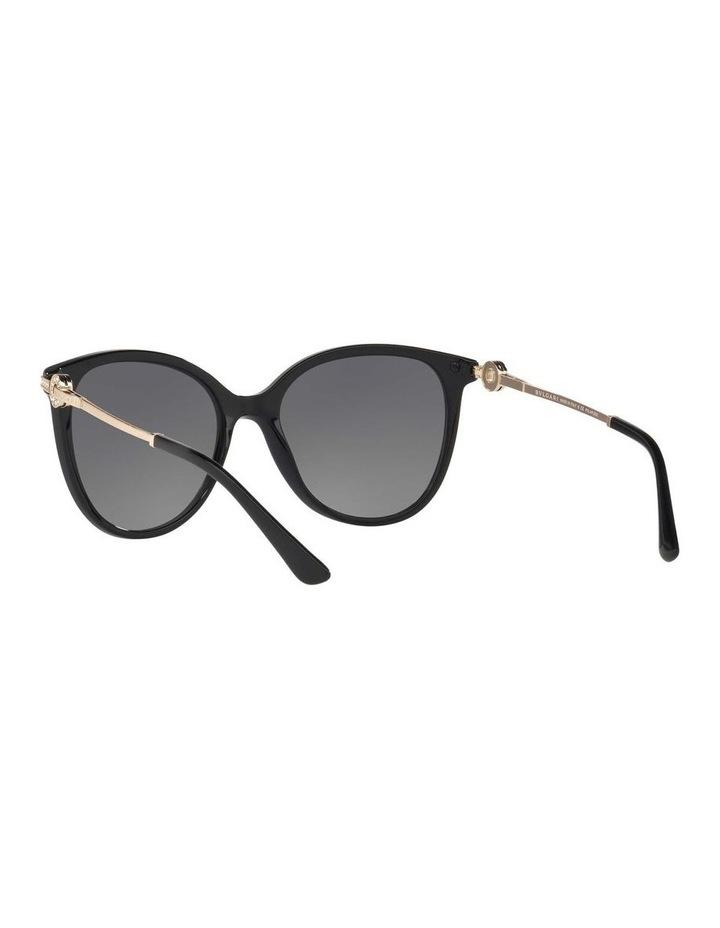 Polarised Grey Round Sunglasses BV8201B 432976 image 6