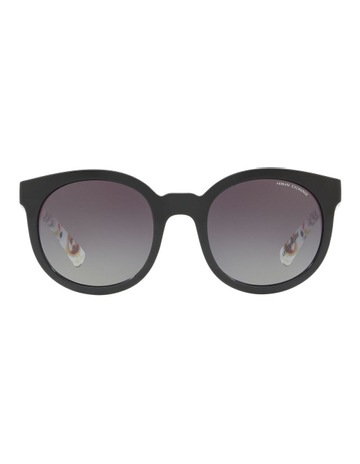 4fc9958e4671 Armani Exchange AX4057S 437459 Sunglasses