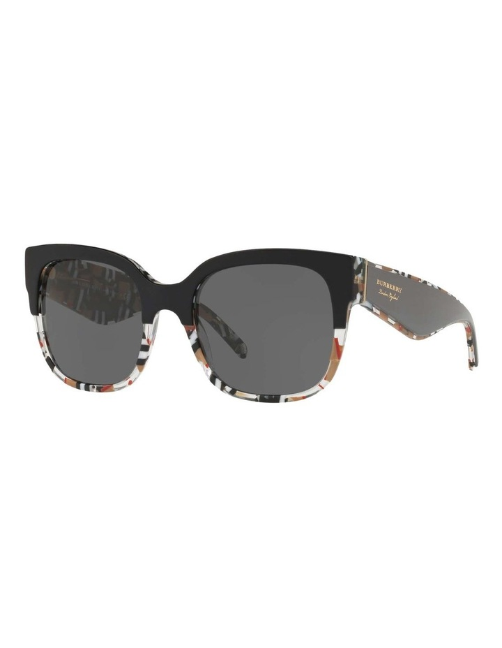 Grey Square Sunglasses BE4271F 436550 image 1