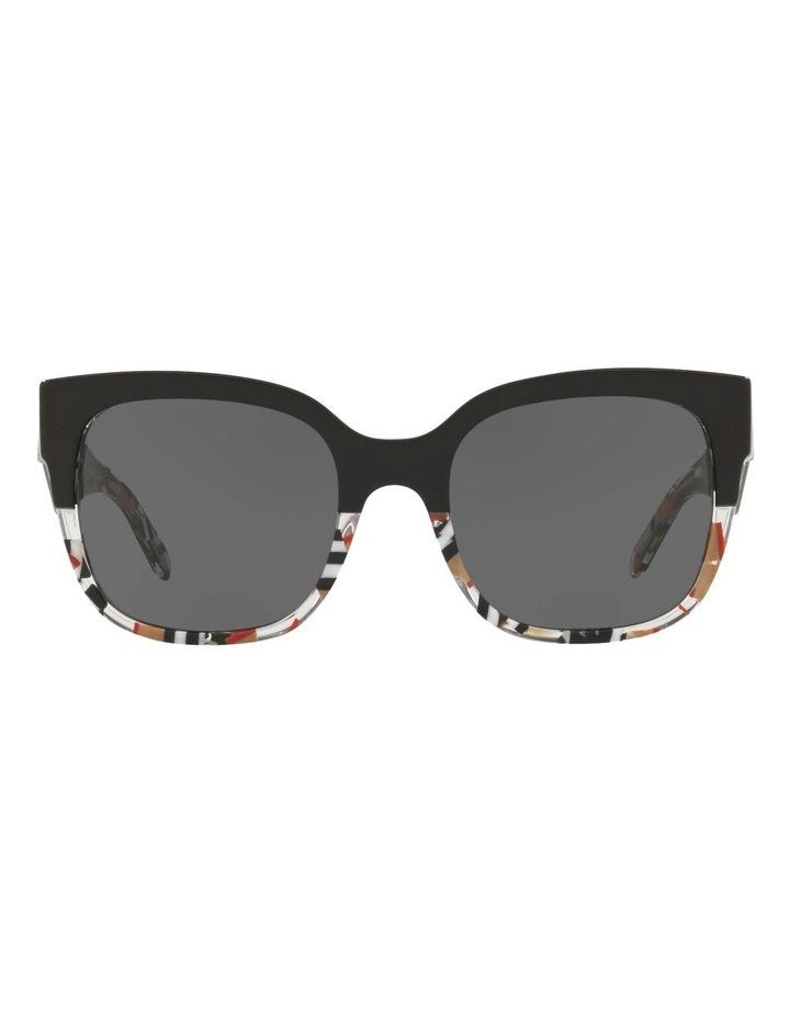 Grey Square Sunglasses BE4271F 436550 image 2