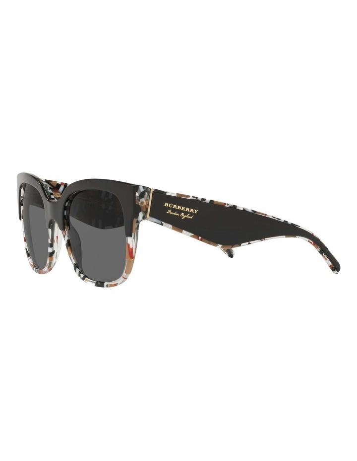 Grey Square Sunglasses BE4271F 436550 image 3