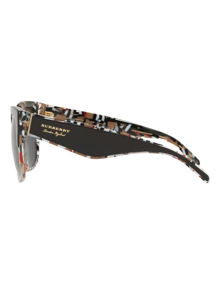Grey Square Sunglasses BE4271F 436550 image 4