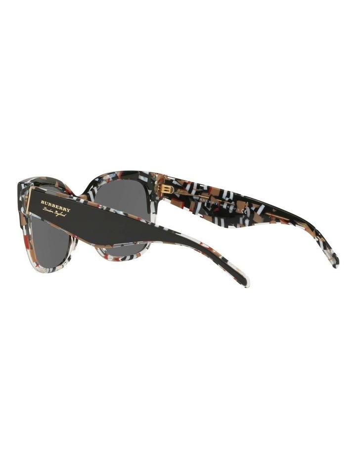Grey Square Sunglasses BE4271F 436550 image 5