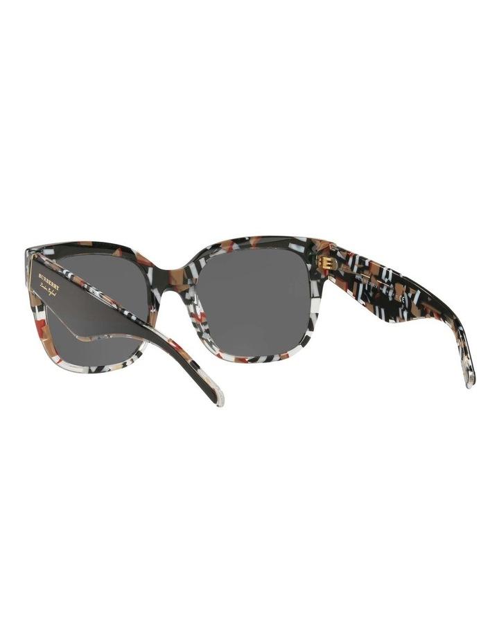 Grey Square Sunglasses BE4271F 436550 image 6
