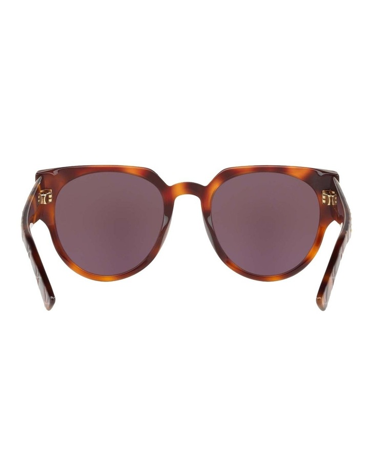 Ladydiorstuds3 Studs 3 Purple Round Sunglasses 437430 image 7
