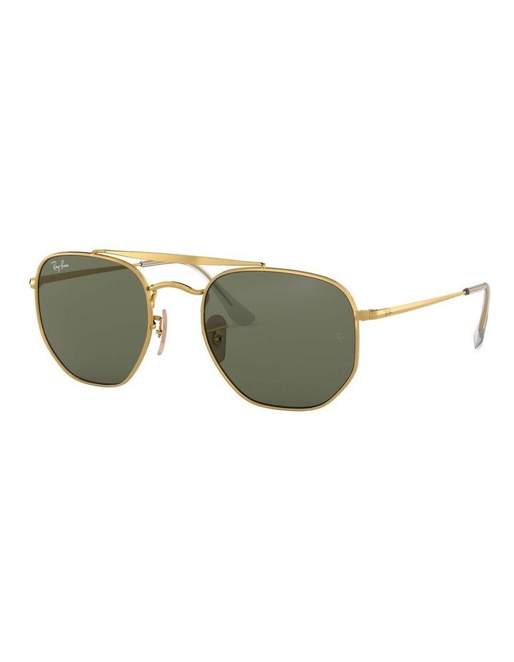 The Marshal Green Hexagon Sunglasses 0RB3648 1517424001 image 1