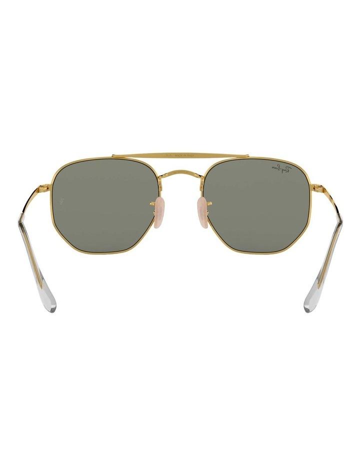 The Marshal Green Hexagon Sunglasses 0RB3648 1517424001 image 7