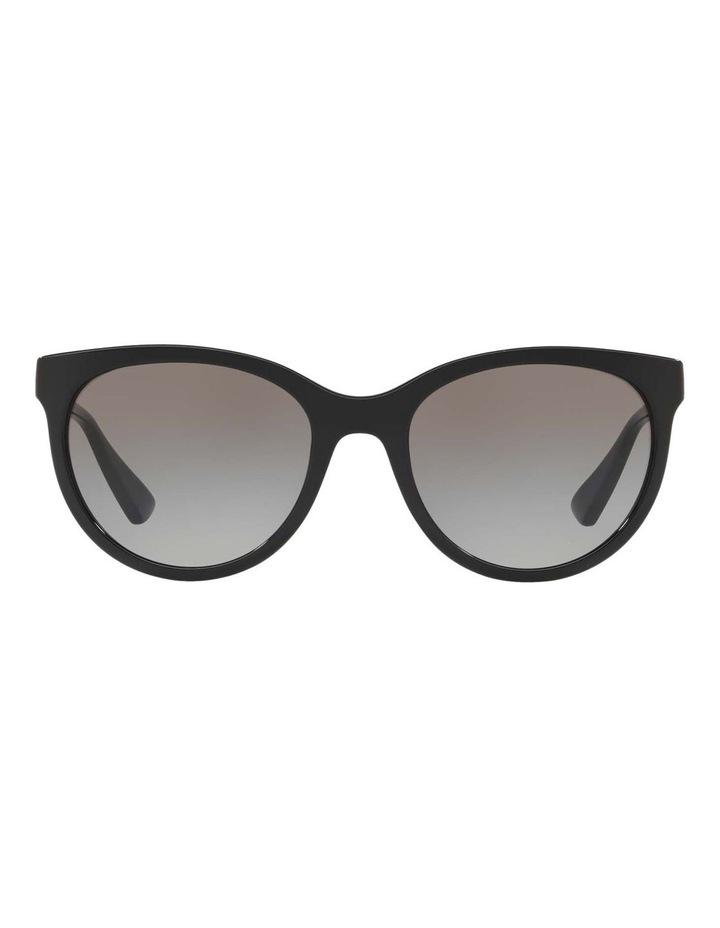 Grey Cat Eye Sunglasses HU2011 437236 image 2