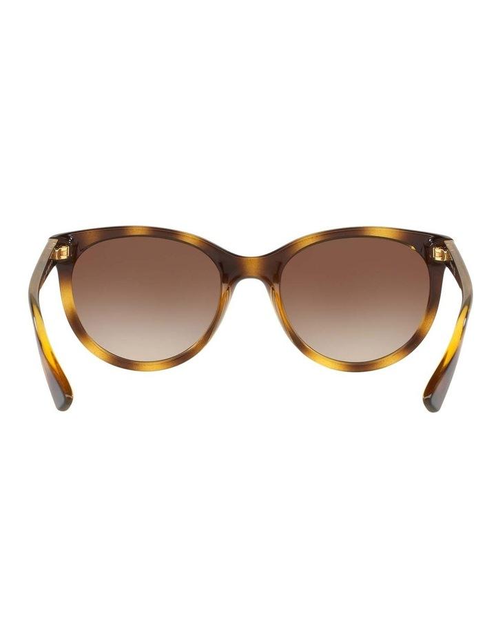 Brown Cat Eye Sunglasses HU2011 437238 image 7