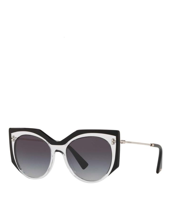 Blue Cat Eye Sunglasses VA4033A 436564 image 1