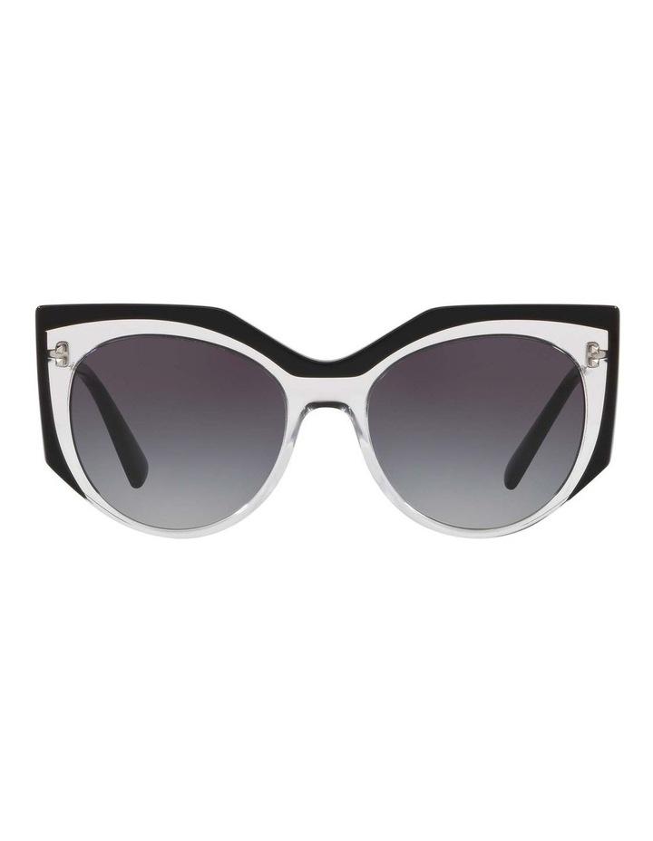 Blue Cat Eye Sunglasses VA4033A 436564 image 2