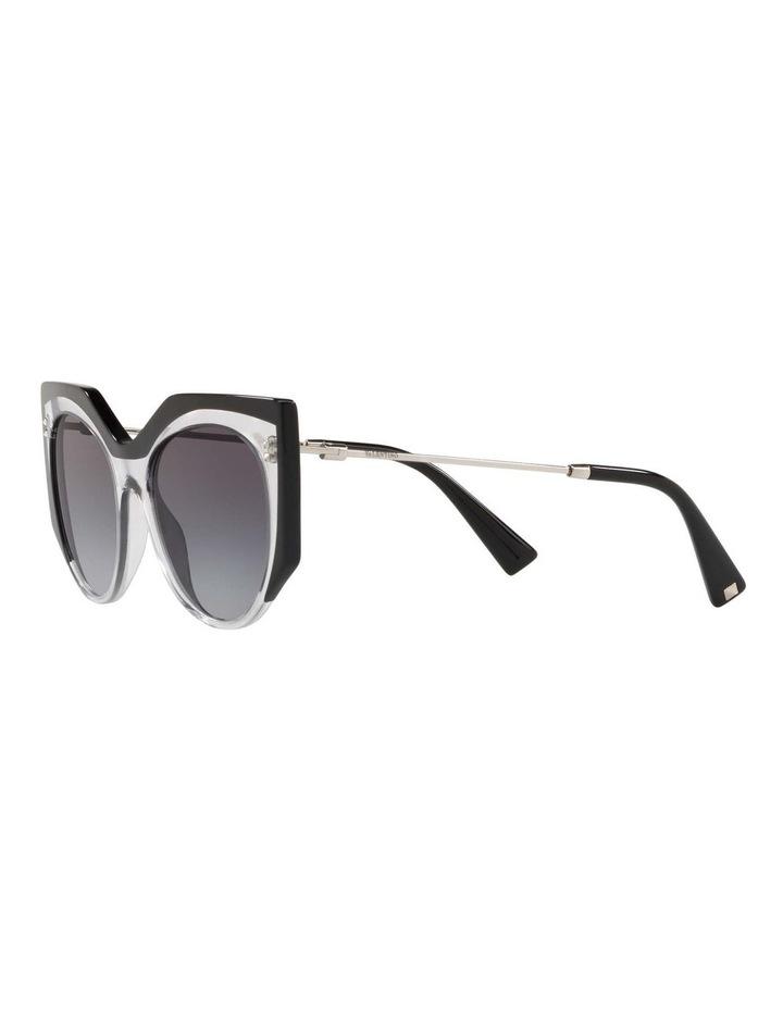 Blue Cat Eye Sunglasses VA4033A 436564 image 3