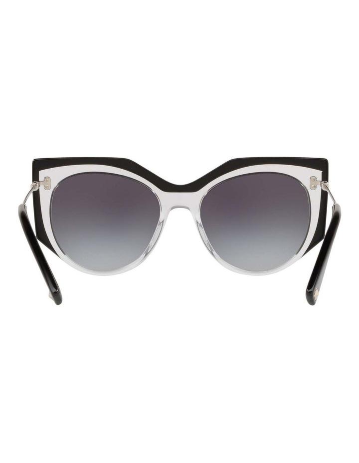 Blue Cat Eye Sunglasses VA4033A 436564 image 6