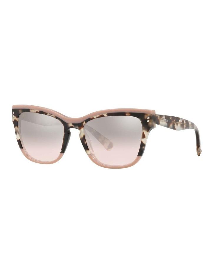 Grey Cat Eye Sunglasses VA4036A 437602 image 1