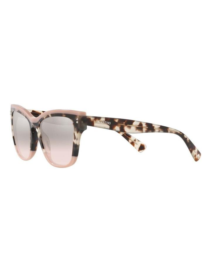 Grey Cat Eye Sunglasses VA4036A 437602 image 3