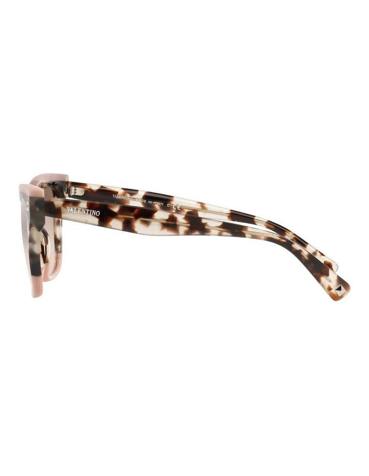 Grey Cat Eye Sunglasses VA4036A 437602 image 4