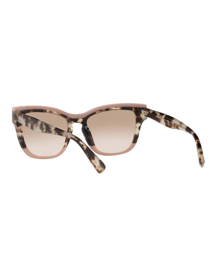 Grey Cat Eye Sunglasses VA4036A 437602 image 6