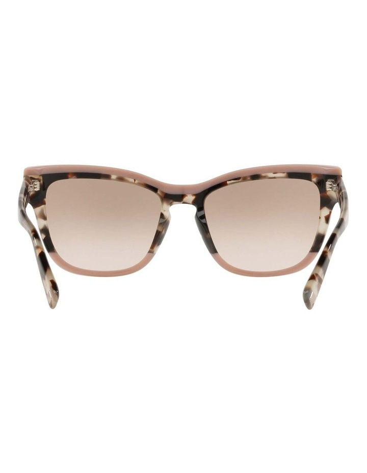 Grey Cat Eye Sunglasses VA4036A 437602 image 7
