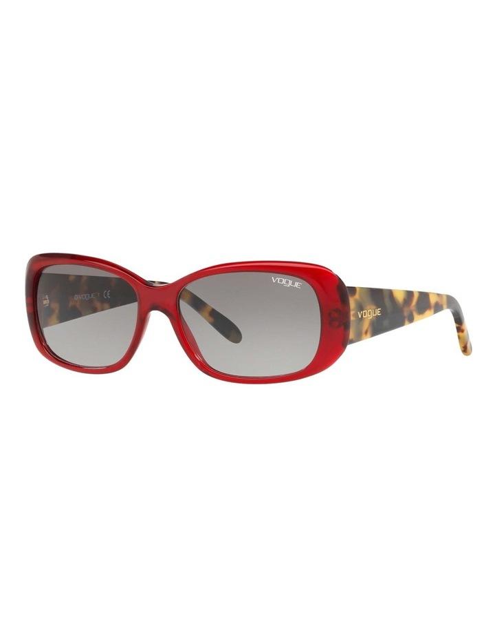 Grey Rectangle Sunglasses VO2606S 437612 image 1
