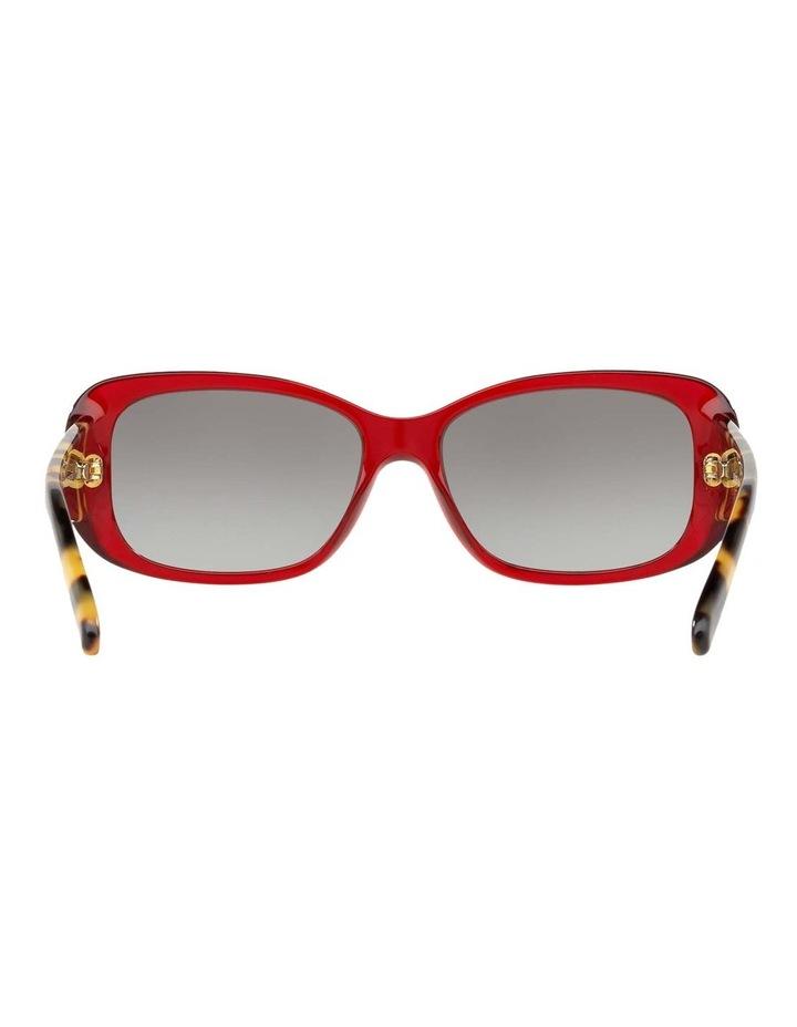 Grey Rectangle Sunglasses VO2606S 437612 image 6