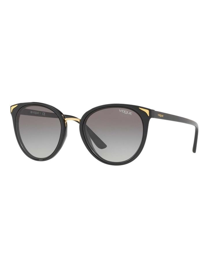 Grey Cat Eye Sunglasses VO5230S 437607 image 1
