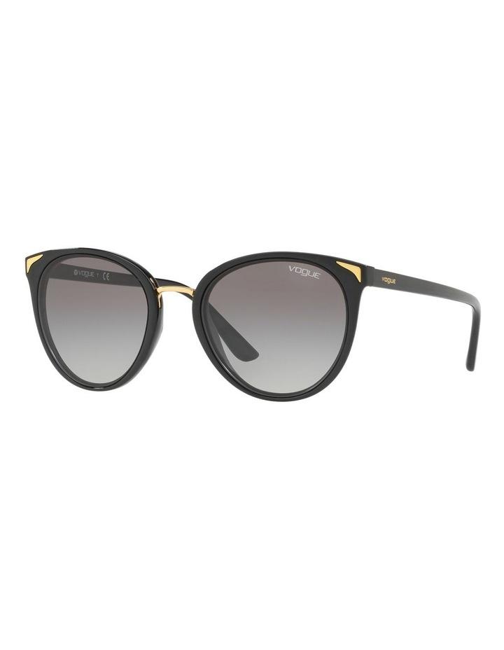 Grey Cat Eye Sunglasses VO5230S 437607 image 2