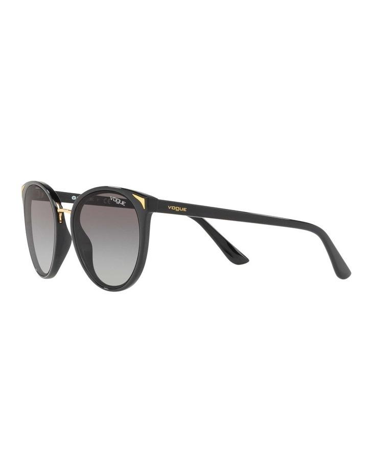 Grey Cat Eye Sunglasses VO5230S 437607 image 3