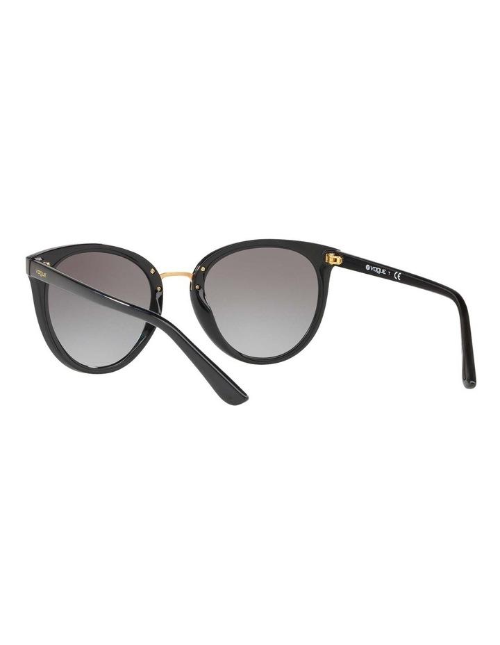 Grey Cat Eye Sunglasses VO5230S 437607 image 6