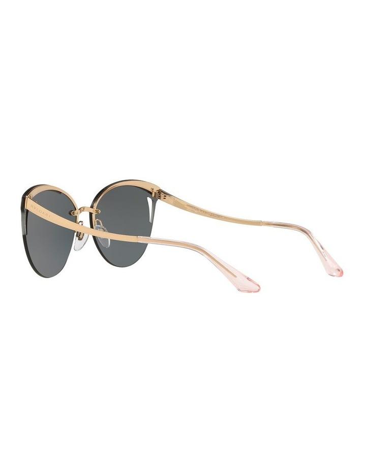 Pink Cat Eye Sunglasses BV6110 439270 image 5
