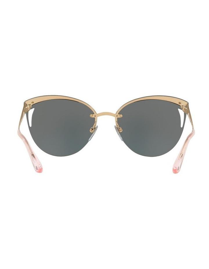 Pink Cat Eye Sunglasses BV6110 439270 image 7