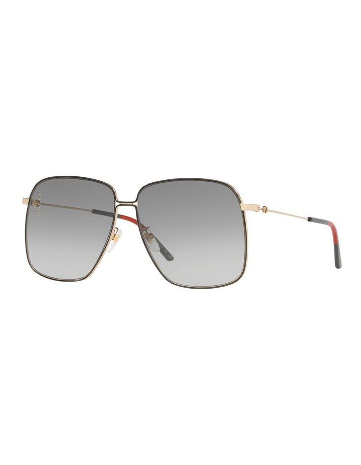 Grey Square Sunglasses GC001179 440158 image 1