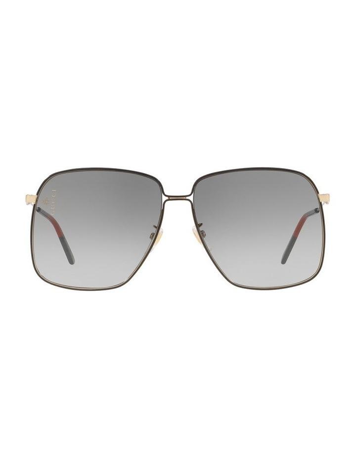 Grey Square Sunglasses GC001179 440158 image 2