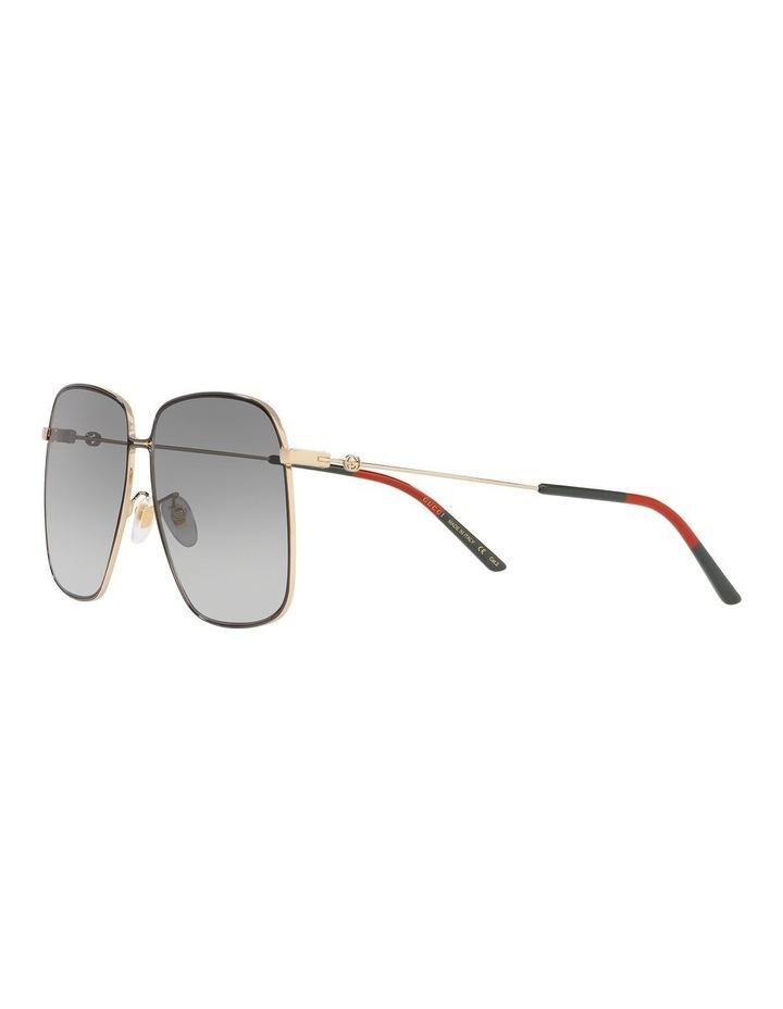 Grey Square Sunglasses GC001179 440158 image 3