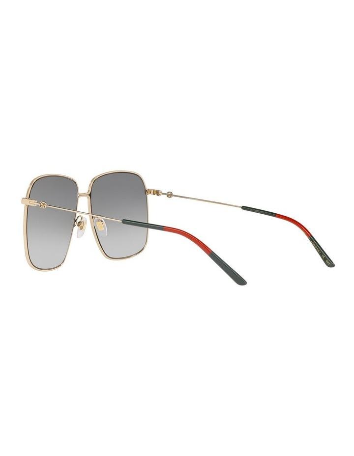 Grey Square Sunglasses GC001179 440158 image 5