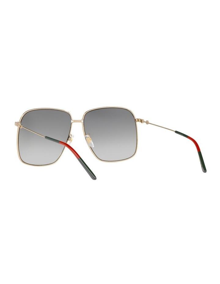 Grey Square Sunglasses GC001179 440158 image 6